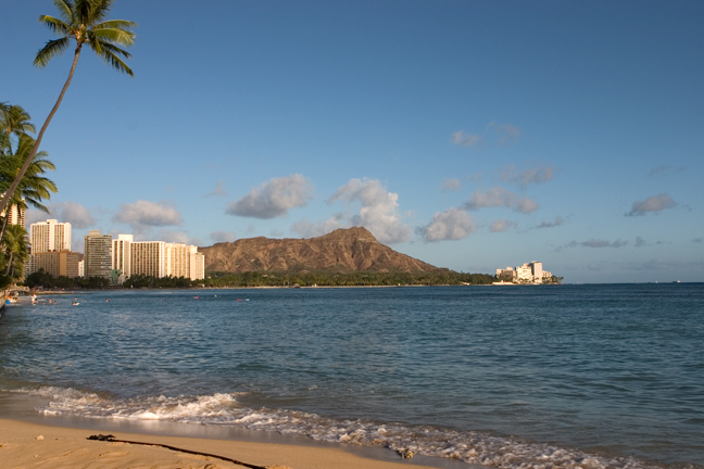 Diamond Head - Oahu