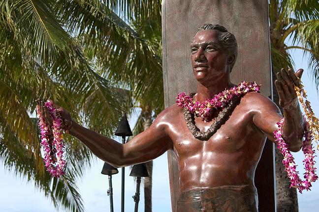 Duke Kahanamoku- Oahu