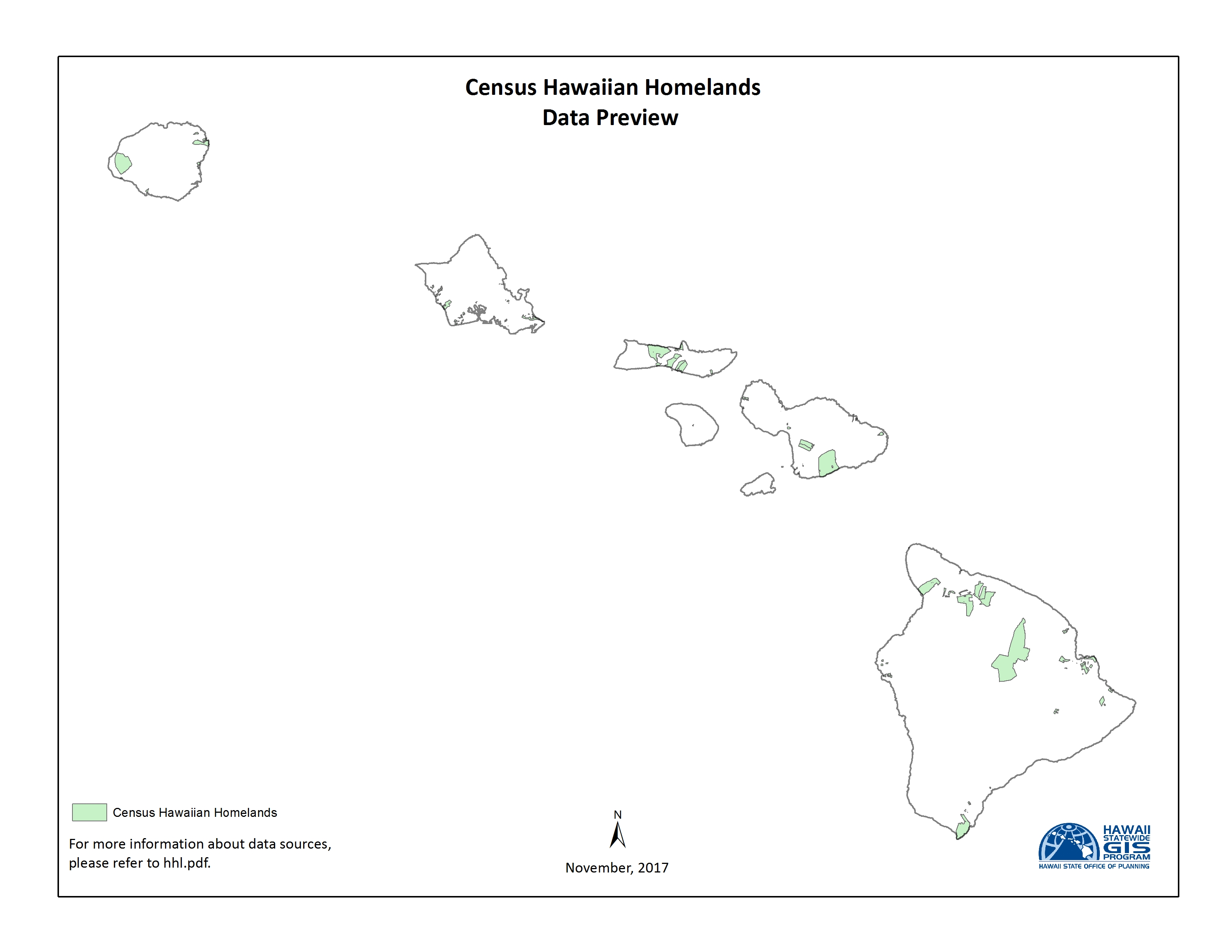 Department of Hawaiian Home Lands | GIS Maps