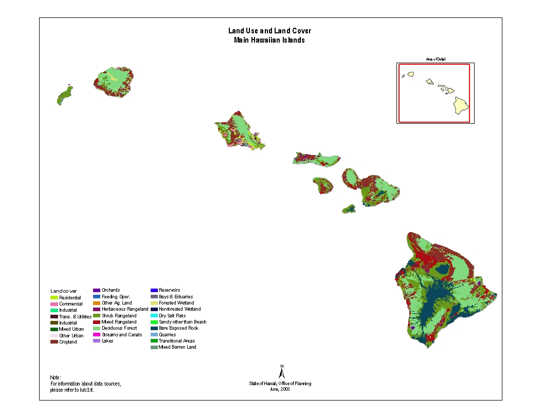 Honolulu Hawaii Zip Code Map.Office Of Planning Download Gis Data