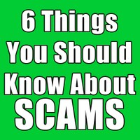 6 things you should know about scams