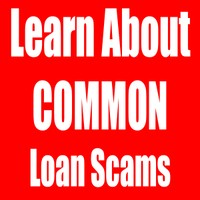 Learn about common loan scams