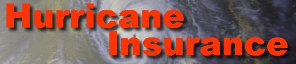 Hurricane Insurance banner
