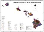Generalized Geology of the Hawaiian Islands