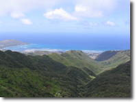 Windward Oahu, Hawaii.