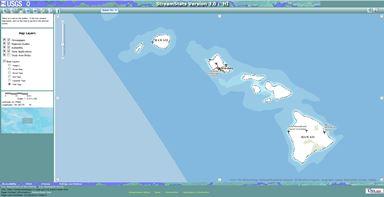 StreamStats Interactive Map